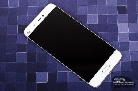 Смартфону Xiaomi Mi 5s приписывают наличие экрана, чувствительного к силе нажатия