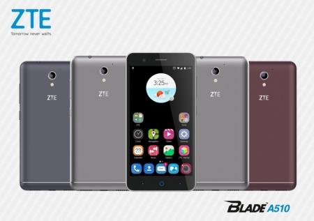 В «Евросети» акция: смартфон ZTE Blade A510 по цене 7900 рублей плюс подарок