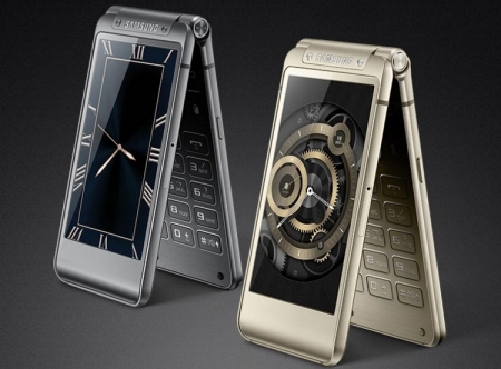 Samsung готовит мощный телефон-раскладушку на Exynos 8890