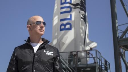 Blue Origin включена в программу NASA по тестированию космических технологий