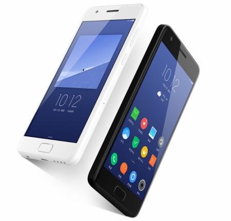 Zuk Z2: флагманский смартфон с 4 Гбайт ОЗУ и чипом Snapdragon 820