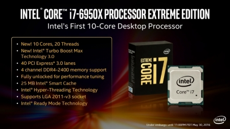 Игровые ПК Origin PC и Velocity Micro оснащаются 10-ядерным процессором Intel