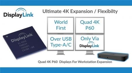 Computex 2016: какодним USB-кабелемподключить 4 UHD-монитора к ПК?