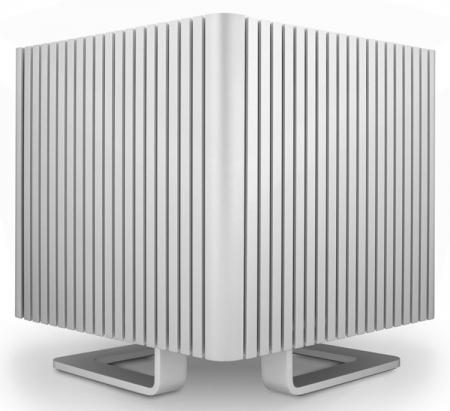 Streacom DB4 — корпус-радиатор для систем Mini-ITX