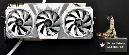 Computex 2016: GALAX представила самую быструю версию GeForce GTX 1080