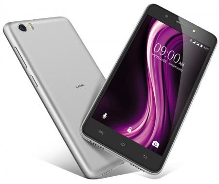 Lava X81: смартфон за $170 с 3 Гбайт ОЗУ, поддержкой LTE и Android 6.0