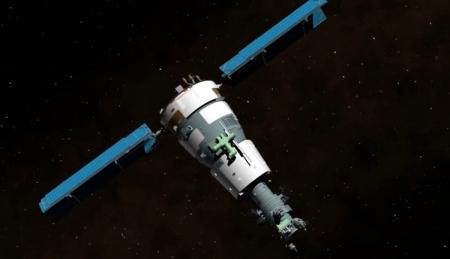 Нераскрытая солнечная батарея не помешает спутнику «Ресурс-П» выполнить программу
