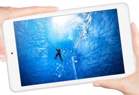 Стодолларовый планшет Cube iWork 8 Air несёт на борту две ОС