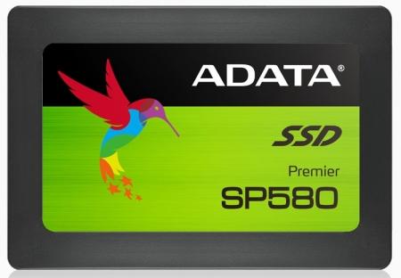 Накопители ADATA Premier SP580 SSD используют флеш-память TLC