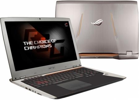 Computex 2016: ASUS готовит ноутбуки ROG с частотой обновления дисплеев 120 Гц