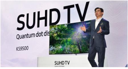 Samsung может начать выпуск QLED-телевизоров в течение двух лет