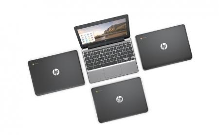 Анонсирован хромбук HP Chromebook 11 G5 с сенсорным экраном