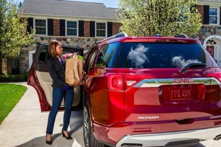 Новая система General Motors не даст родителям забыть ребёнка в машине