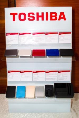 Toshiba представила в Москве стратегию в области систем хранения данных