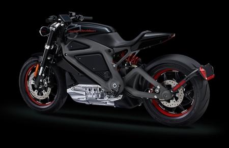 Мотоциклы Harley-Davidson на электричестве появятся на дорогах через пять лет