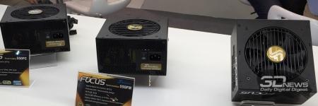 Computex 2016: блоки питания с высокими КПД на стенде Seasonic