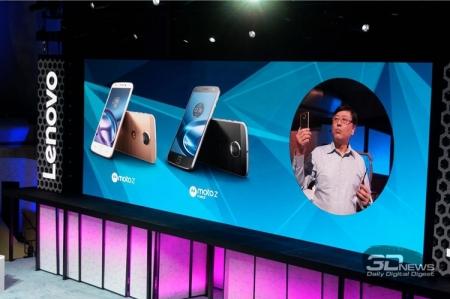 Moto Z и Moto Z Force: флагманские смартфоны с поддержкой сменных модулей Moto Mods