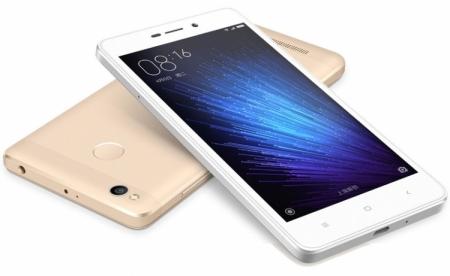 Xiaomi Redmi 3X: бюджетный металлический смартфон со сканером отпечатков