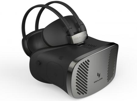 Самодостаточный VR-шлем Idealens K2 получил процессор Samsung Exynos