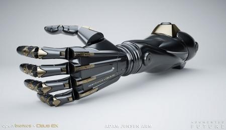 Протезы рук из Deus Ex запустят в продажу в 2017 году