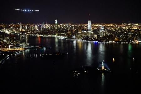 «Солнечный» самолёт Solar Impulse 2 преодолел последний этап в США