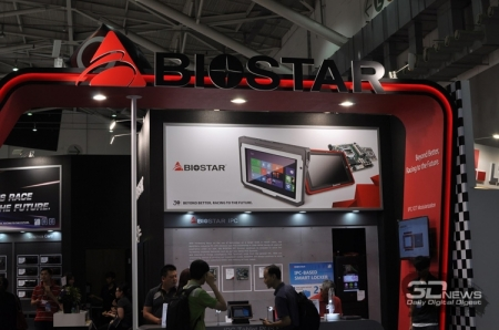 Computex 2016: плата Biostar B150GT3 наделена RGB-подсветкой