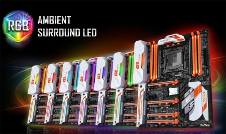 Gigabyte GA-X99-Phoenix SLI: системная плата с RGB-подсветкой для мощных ПК