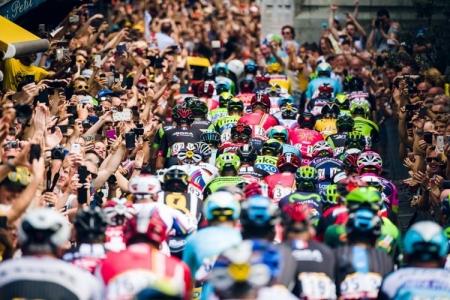 На«Тур де Франс» велосипеды будут проверять на наличие моторов
