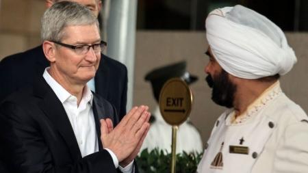 Индийские власти всё-таки решили сделать для Apple исключение из правил