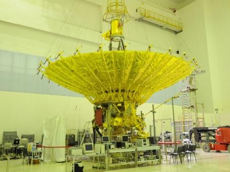 Миссия космического радиотелескопа «Спектр-Р» продлена до 2018 года