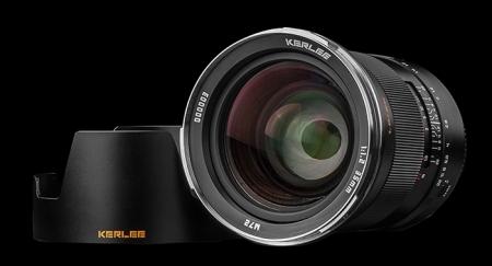 Первый объектив 35 мм f/1,2 для полнокадровых DSLR