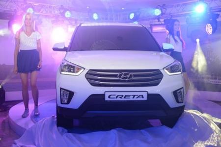 Компактный кроссовер Hyundai Creta получил систему «ЭРА-ГЛОНАСС»