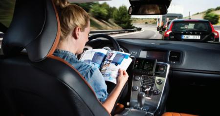 В Мособлдуме обсудят введение ответственности собственников беспилотных автомобилей