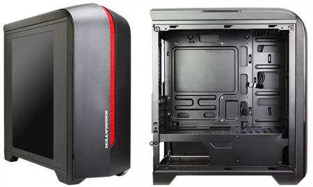 Новый корпус Xigmatek OCTANS 236B оснащён держателем видеокарт