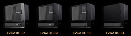 EVGA DG-8 — просторный корпус для геймеров