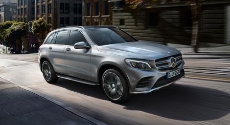 Дефект в кроссоверах Mercedes-Benz GLC приводит к самопроизвольному срабатыванию подушки безопасности