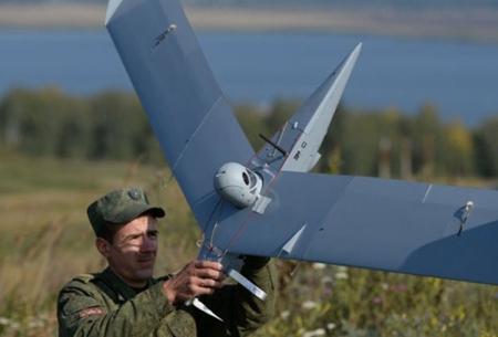 В России разрабатывается беспилотник-разведчик с реактивным двигателем
