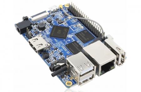 Одноплатный компьютер Orange Pi PC Plus с поддержкой Wi-Fi оценён в $20