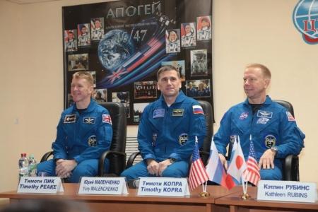 Длительная экспедиция на МКС завершает работу
