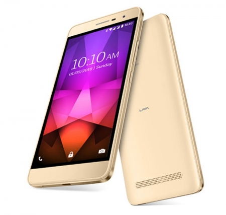 Смартфон Lava X46 с поддержкой VoLTE оценён в 120 долларов США