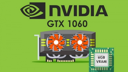 NVIDIA GeForce GTX 1060 может получить 192-битную шину памяти