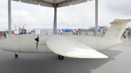 Airbus напечатала дрон на 3D-принтере