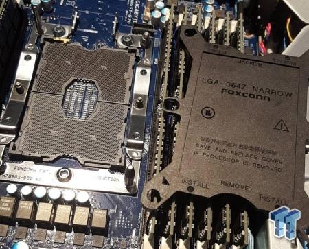 Computex 2016: Intel работает над high-end платформой LGA3647