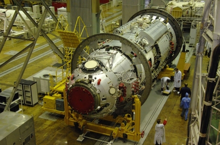 Модуль «Наука» стал на шаг ближе к отправке на МКС