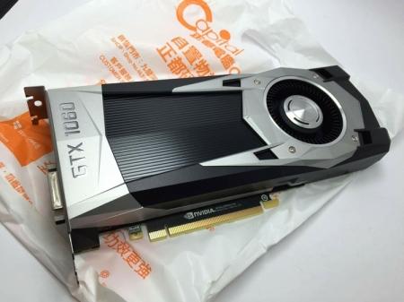 Ускоритель NVIDIA GeForce GTX 1060 замечен на «живых» фотографиях