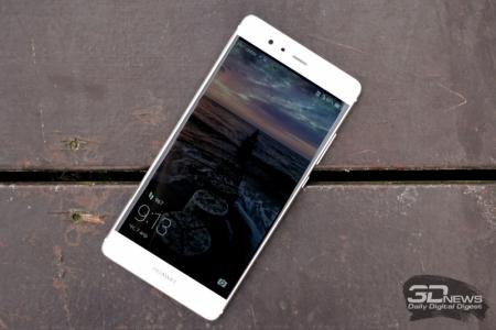 Huawei объявила о продажах флагманов P9 и P9 Plus в России