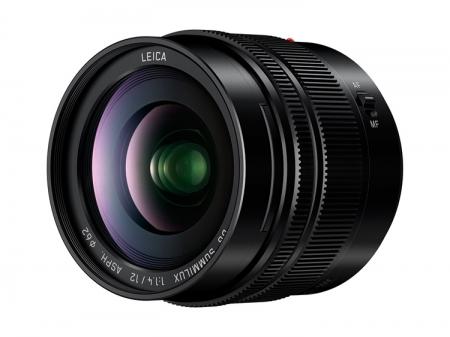 Panasonic Leica DG Summilux 12mm/F1.4 ASPH: новый объектив для камер Micro Four Thirds