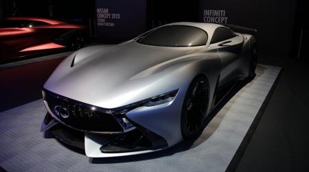 Infiniti Concept Vision Gran Turismo проливает свет на будущие спортивные модели бренда