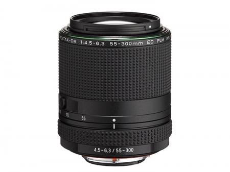 Представлен зум-телеобъектив HD Pentax-DA 55-300mm F4.5-6.3ED PLM WR RE