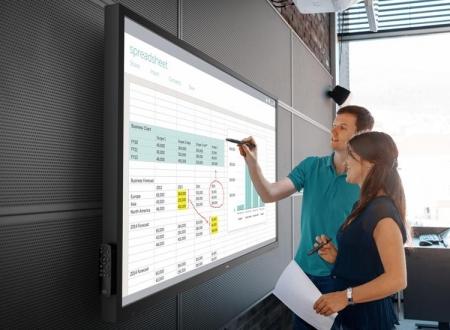 Dell C7017T: сенсорная панель размером 70″ для конференц-залов и учебных аудиторий